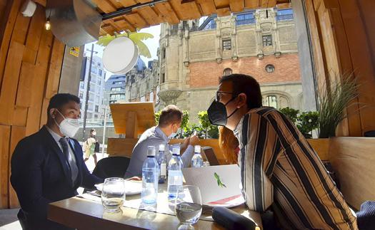 Entrada Te contamos nuestro desembarco en Bilbao